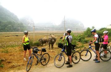 Mai Chau – Ninh Binh Hidden Paths Biking Tour 4 days