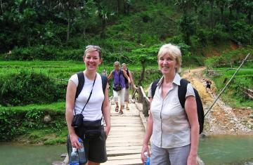 Pu Luong Nature Reserve Trekking Tour 4 days