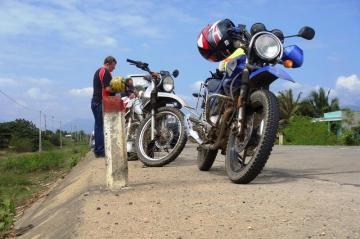 Scenic North West Vietnam Motorbike Tour 6 days