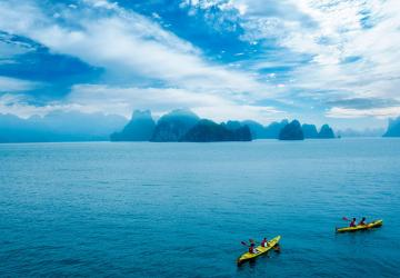 Wonderful Vietnam - Laos - Thailand Tour 22 days