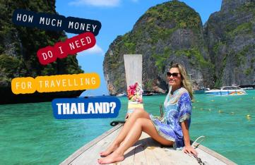 How much money do I need for travelling Thailand?