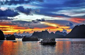 Top 6 idyllic spots for sunset viewing in Vietnam
