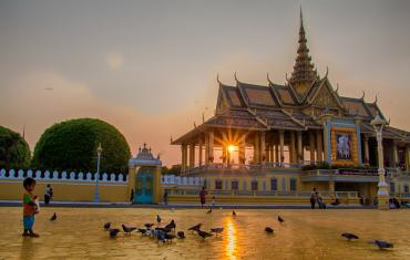Cambodia - Vietnam Family Tour 17 days