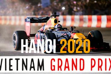 Vietnam Grand Prix and Exploring From North to South 10 Days