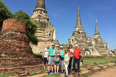 Comprehensive Indochina Luxury Vacation 27 days