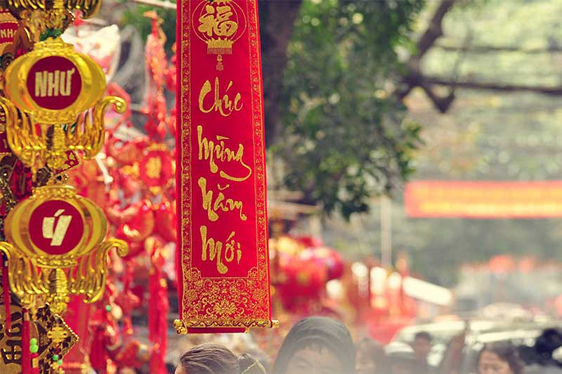 Lunar New Year in Vietnam