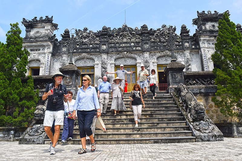 Vietnam tours in Hue