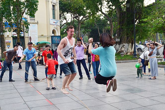 traditional games in Vietnam