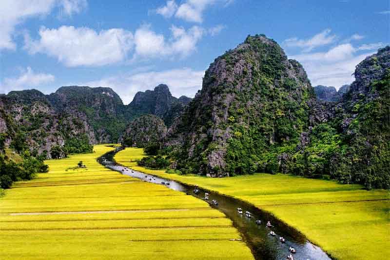 Tam Coc Binh Dong Ninh Binh