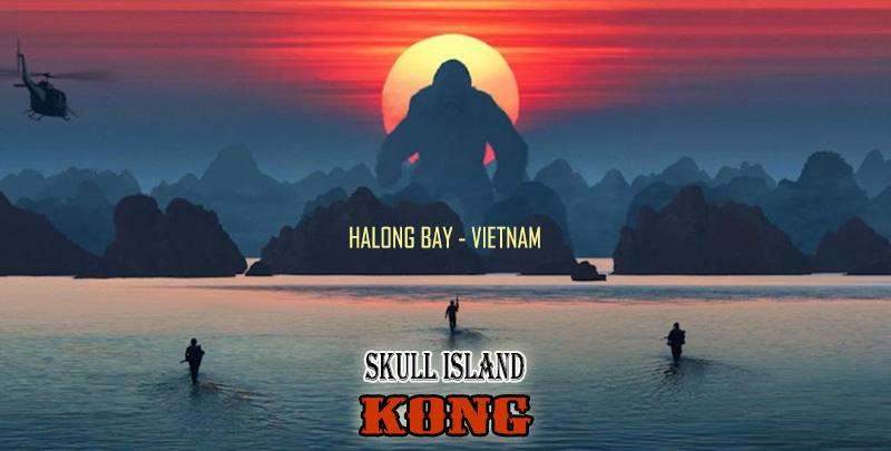 Skull island - Vietnam vacaciones